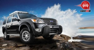 Ford Endeavour 2014