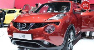 Geneva International Motor Show 2014 - NISSAN Juke MC Exteriors Overall