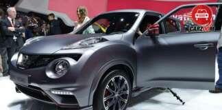 Geneva International Motor Show 2014 - NISSAN Juke NISMO RS
