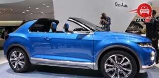 Geneva International Motor Show 2014 - VOLKSWAGEN T-Roc Exteriors
