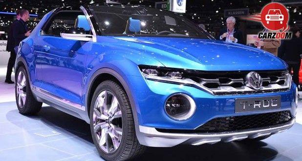 Geneva International Motor Show 2014 - VOLKSWAGEN T-Roc Exteriors Overall