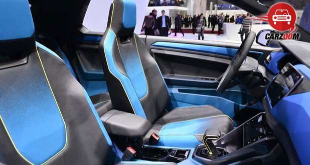 Geneva International Motor Show 2014 - VOLKSWAGEN T-Roc Interiors Seats