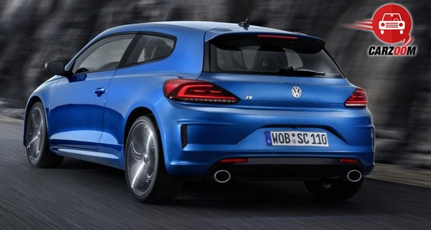Geneva International Motor Show 2014 - Volkswagen Scirocco R Exteriors Back View
