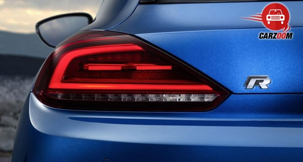 Geneva International Motor Show 2014 - Volkswagen Scirocco R Exteriors Back light
