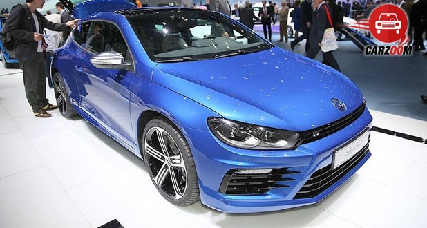 Geneva International Motor Show 2014 - Volkswagen Scirocco R Exteriors Overall