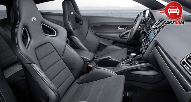 Geneva International Motor Show 2014 - Volkswagen Scirocco R Interiors Seats