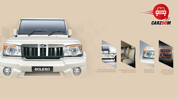M&M launches Special Edition of Bolero with rear ABS