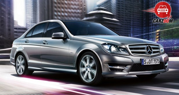 Mercedes-Benz C-Class Grand Edition Exteriors Overall