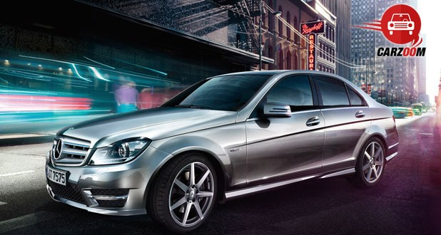 Mercedes-Benz C-Class Grand Edition Exteriors Side View