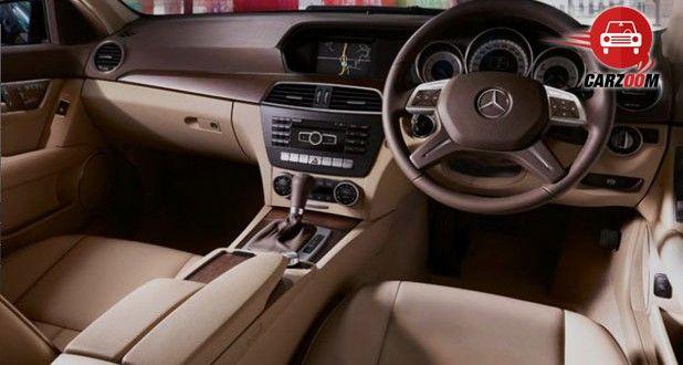 Mercedes-Benz C-Class Grand Edition Interiors Dashboard