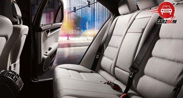 Mercedes-Benz C-Class Grand Edition Interiors Seats