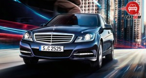 Photos: mercedez -benz launches the c-class grand edition at rs.