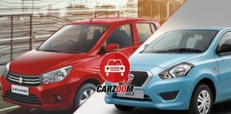Brief comparison of Maruti Suzuki Celerio and Datsun Go