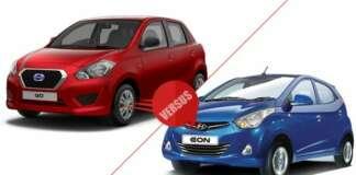 Datsun GO vs Hyundai Eon