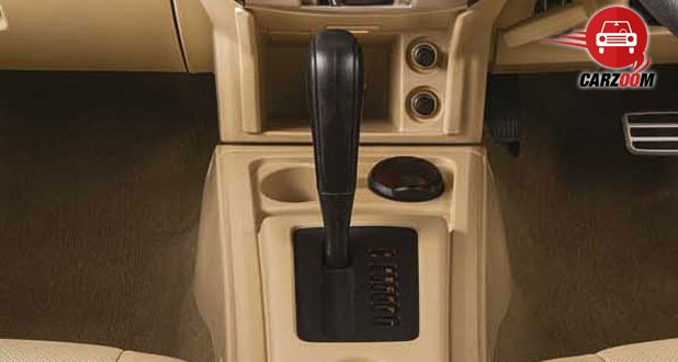 2014 Ford Endeavour Interiors Automatic Control