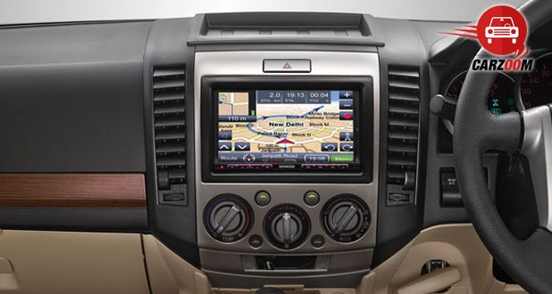 2014 Ford Endeavour Interiors SAT NAV