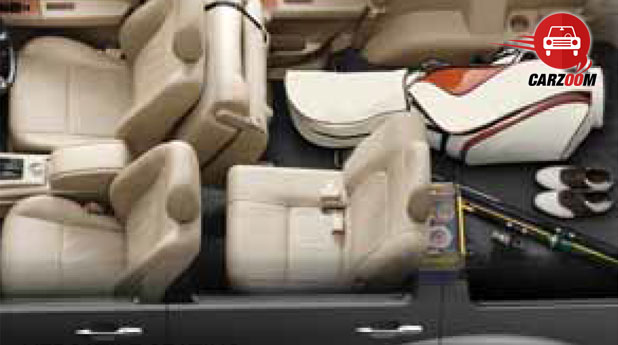 2014 Ford Endeavour Interiors Seats