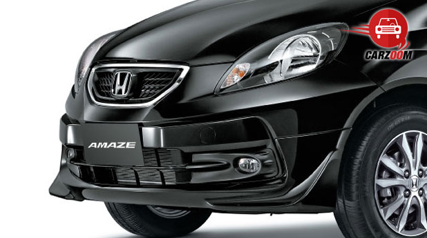 Honda Amaze Anniversary Exteriors Front View