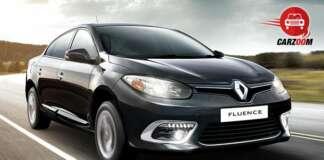Renault Fluence Facelift Exteriors Overall