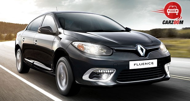 Renault Fluence Facelift Exteriors Overall