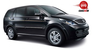 Tata Aria Side View Exteriors