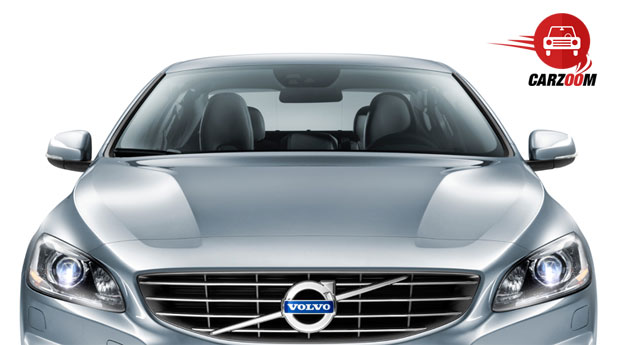 Volvo S60 Exteriors Front View