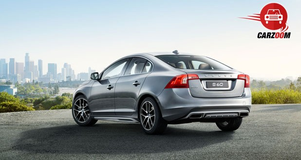 Volvo S60 Exteriors Rear View