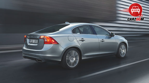 Volvo S60 Exteriors Side View