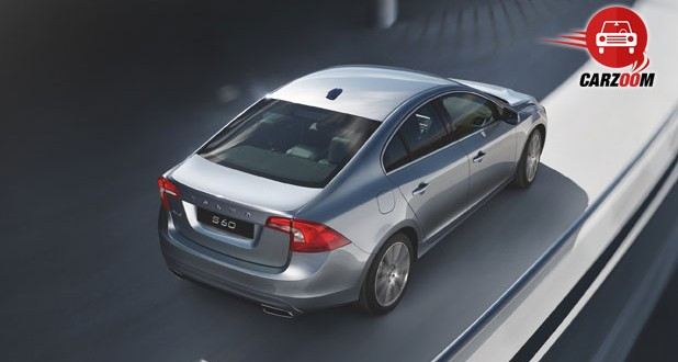 Volvo S60 Exteriors Top View