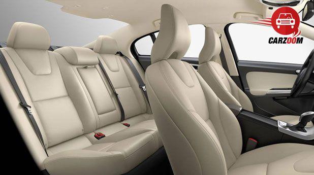 Volvo S60 Interiors Seats