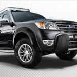 2014 Ford Endeavour Exteriors Overall