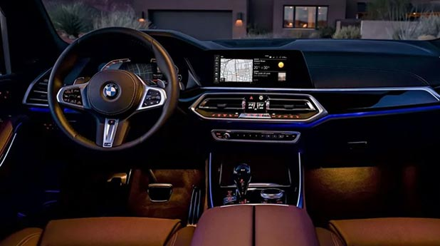 BMW-X5-Dashboard