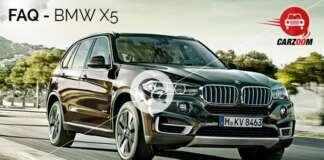 BMW X5 FAQ