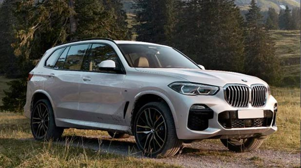 BMW-X5-Overall