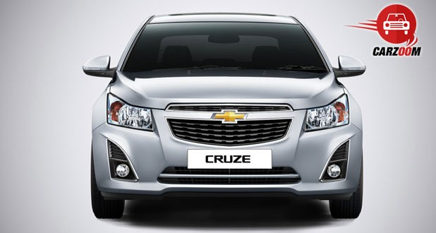 Chevrolet Cruze Exteriors Front View