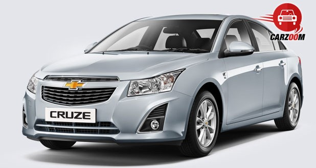 Chevrolet Cruze Exteriors Overall