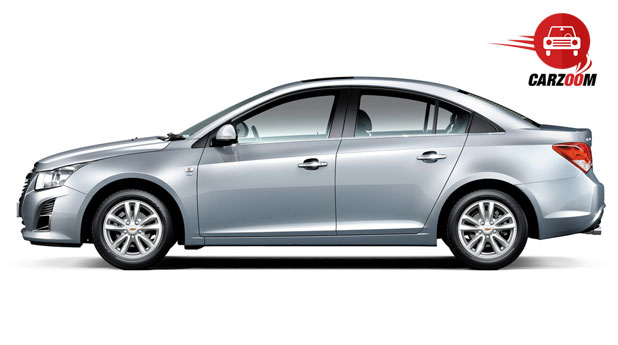 Chevrolet Cruze Exteriors Side View