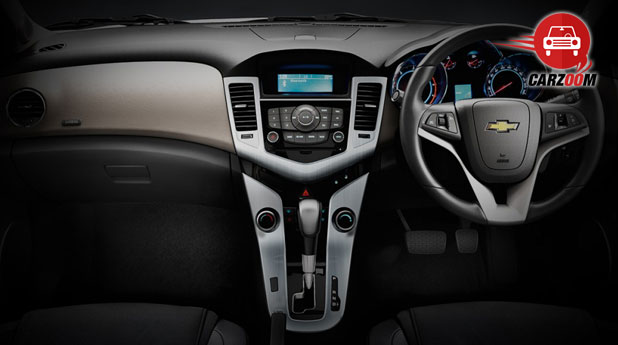 Chevrolet Cruze Interiors Dashboard