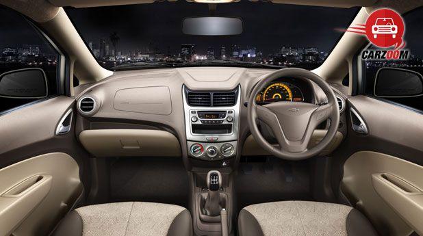 Chevrolet Sail Interiors Dashboard