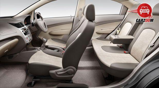Chevrolet Sail Interiors Seats