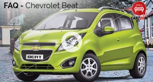 Chevrolet Beat FAQ
