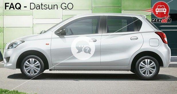 Datsun GO FAQ