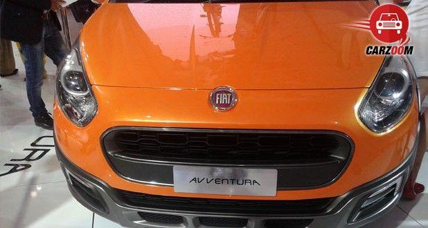 Fiat Avventura Exteriors Front View