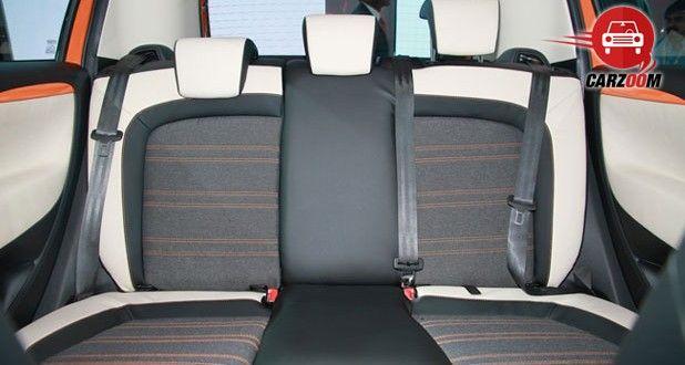 Fiat Avventura Interiors Seats