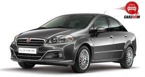 Fiat Linea Exteriors Front View