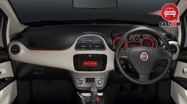 Fiat Linea Interiors Dashboard