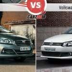 Fiat Linea Vs Volkswagen Vento