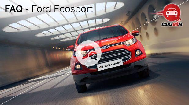 Ford Ecosport FAQ