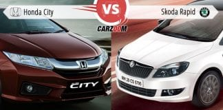 Honda City vs Skoda Rapid