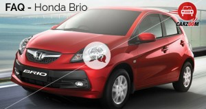 Honda Brio FAQ